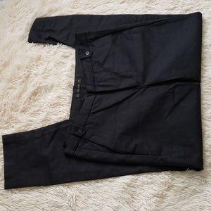 ZARA | Basic black pants